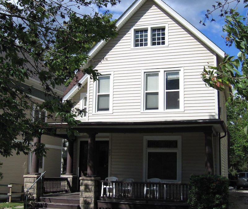 1 bedroom apt. – $850 – 909 E Huron St Apt 3